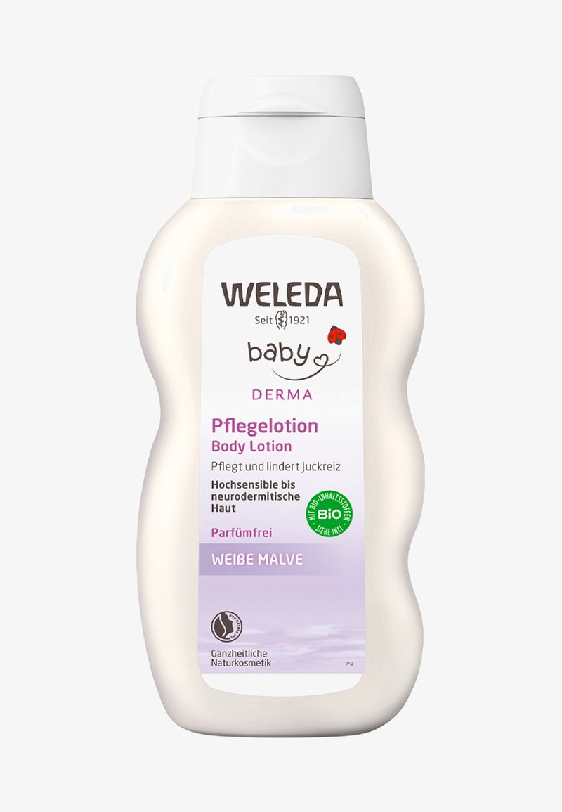 Weleda - WHITE MALLOW BODY LOTION  - Moisturiser - -