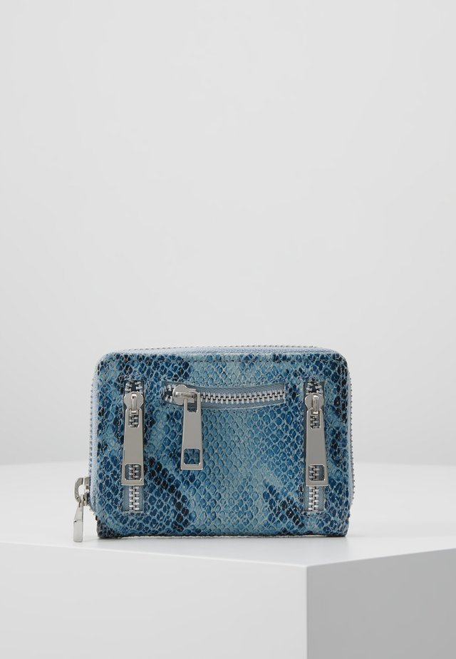 Portfel - blue
