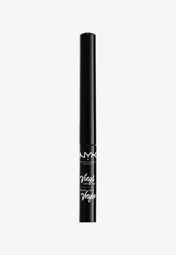 VINYL LIQUID LINER - Eyeliner - 1 black