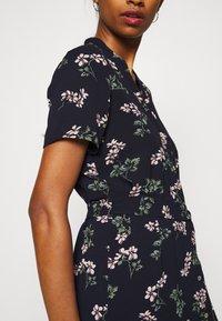 Vero Moda - VMSAGA  - Robe chemise - navy blazer - 4