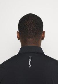 Polo Ralph Lauren Golf - SHORT SLEEVE - Funkční triko - black - 3