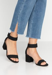 Call it Spring - REBECCA - Sandaler - black - 0