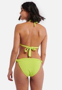 Shiwi - HONEY BIBI - Bikini top - lime pop - 1