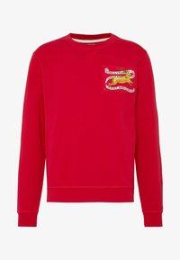 Kent & Curwen - Sweatshirt - bright red - 3