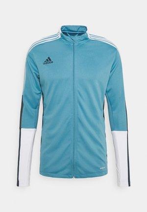 TIRO - Training jacket - blue