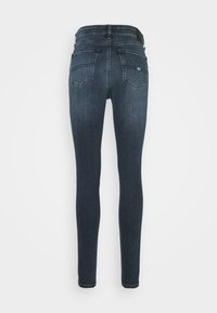 Tommy Jeans - NORA - Skinny džíny - dark-blue denim - 6