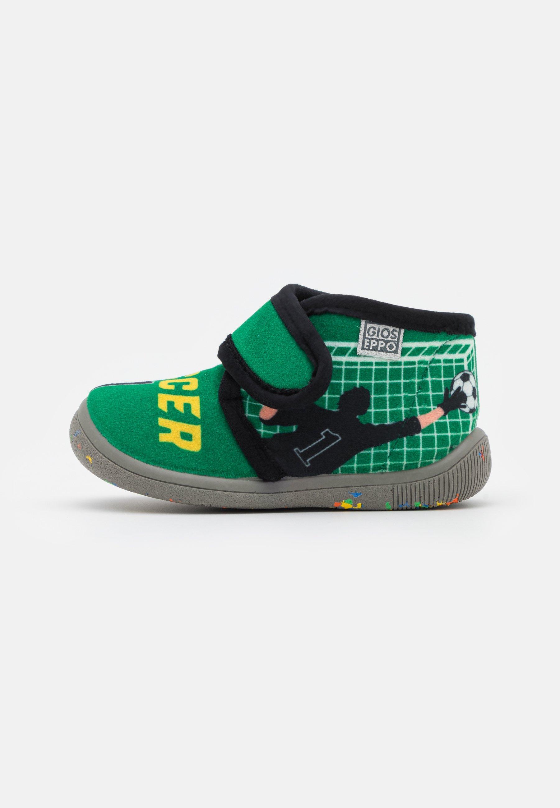 Kids OBERALM - Touch-strap shoes