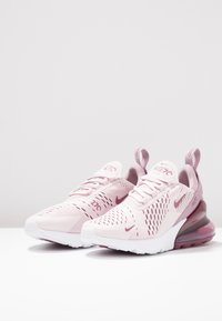 Nike Sportswear - AIR MAX 270 - Trainers - barely rose/vintage wine/rose white - 4