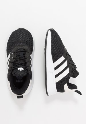 X_PLR S - Nazouvací boty - core black/footwear white