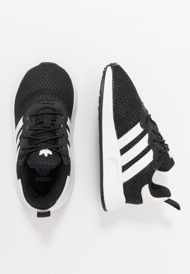 X_PLR S - Slipper - core black/footwear white