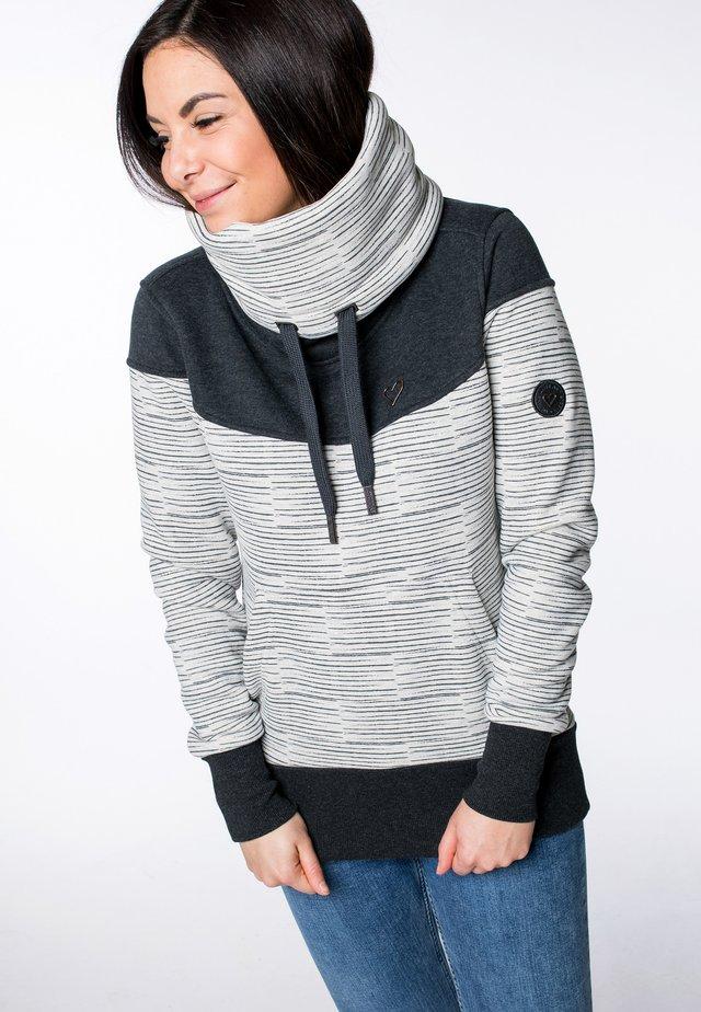SUNSHINEAK  - Sweatshirt - white
