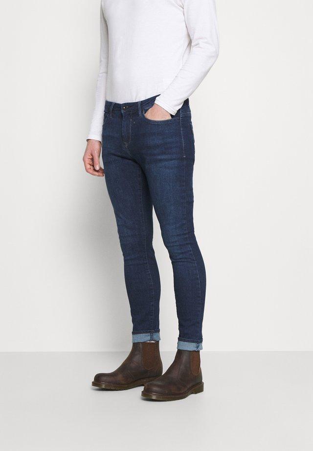 HARRY - Vaqueros slim fit - dark blue