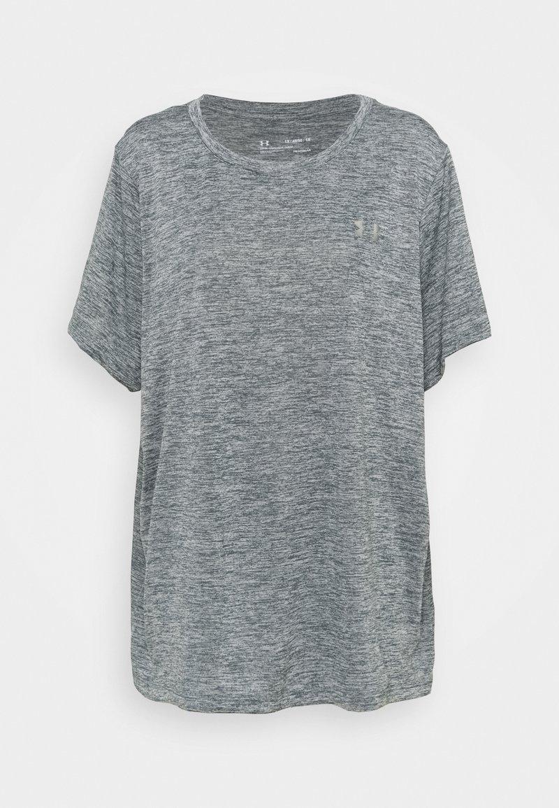 Under Armour - TECH TWIST - Sports shirt - pitch gray