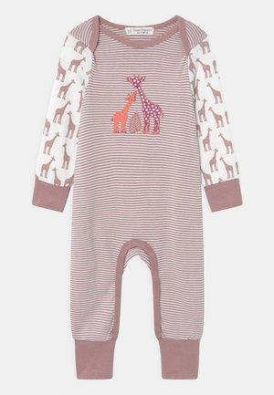 WAYAN BABY - Pyjamas - mauve