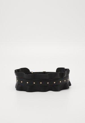 CINTURA BUSTINO - Belt - nero