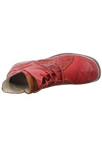 Rovers - Cowboy/biker ankle boot - vino - 3