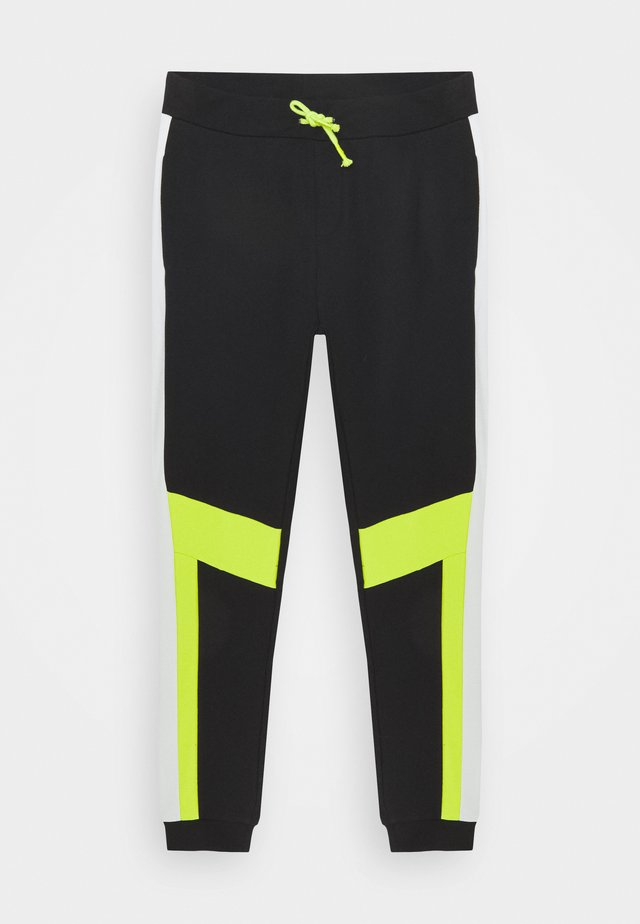 NKMKARNO PANT - Pantalones deportivos - black