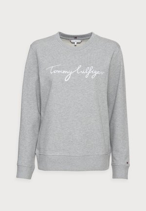 REGULAR GRAPHIC - Sweatshirt - light grey