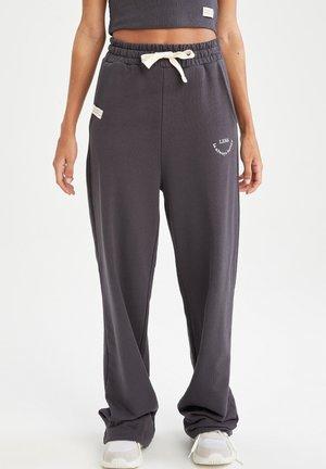 RELAX FIT  - Pantalon de survêtement - anthracite
