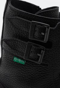 Kickers - AKROPOL - Lace-up ankle boots - noir - 5