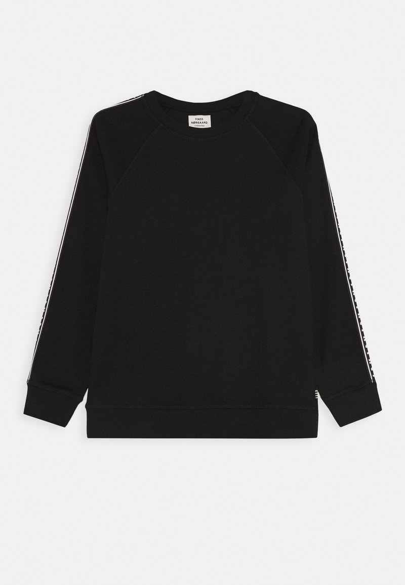 Mads Nørgaard - STELTINO TAPE - Langarmshirt - black