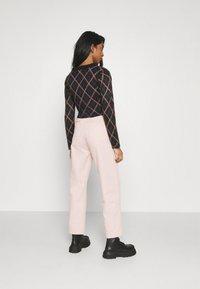 Dickies - ELIZAVILLE - Trousers - light pink - 2