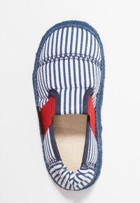 Nanga - SANDBURG - Domácí obuv - dunkelblau - 1