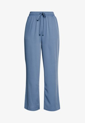 LIMA TROUSERS - Bukse - blue