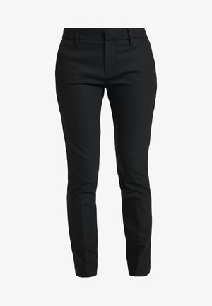 ABBEY PANT  - Trousers - black