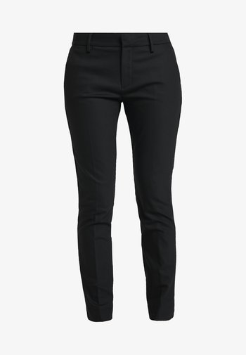 ABBEY NIGHT PANT SUSTAINABLE - Chinot - black