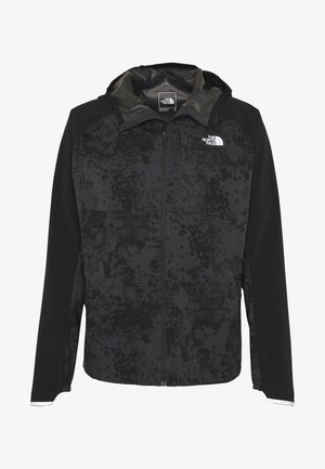 MENS AMBITION JACKET - Outdoorová bunda - dark grey/black