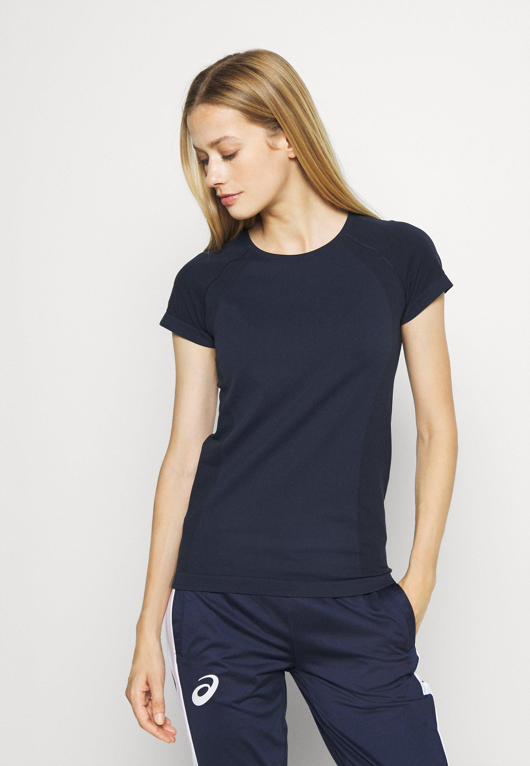 Damer ATHLETE SEAMLESS WORKOUT - T-shirts basic