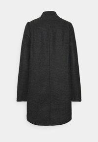 Vero Moda - Short coat - dark grey melange - 1
