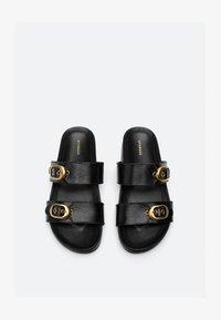 Uterqüe - Sandals - black - 1