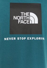 The North Face - MEN´S TEE - T-shirt med print - teal - 2