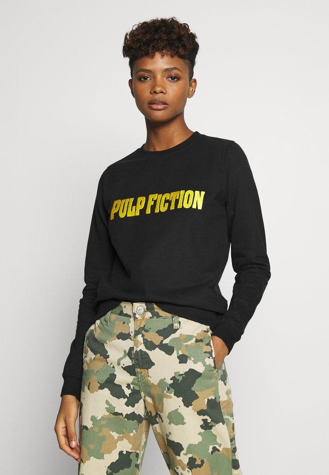 YSTAD PULP FICTION - Sweatshirt - black