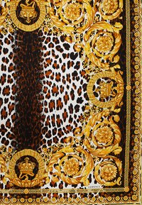 Versace - FOULARD CARRE - Foulard - braun - 2