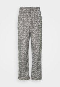 ROLLED PANT - Pyjama bottoms - grey