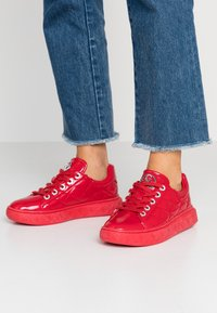 Guess - BECKS - Trainers - red - 0