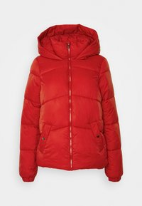 Vero Moda Tall - VMUPSALA SHORT JACKET - Light jacket - goji berry - 0
