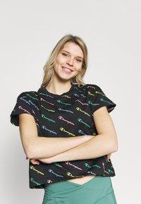 Champion - CREWNECK  - Camiseta estampada - multi-coloured - 3