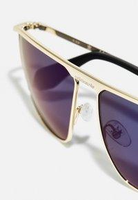 adidas Originals - UNISEX - Sunglasses - gold/blu - 3