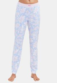 Rösch - Pyjama bottoms - arctic blue - 0
