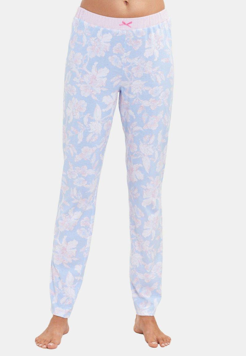 Rösch - Pyjama bottoms - arctic blue