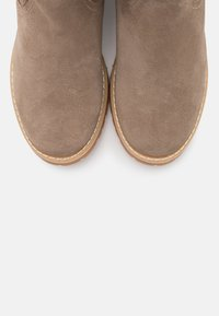 Tamaris - Classic ankle boots - taupe - 5