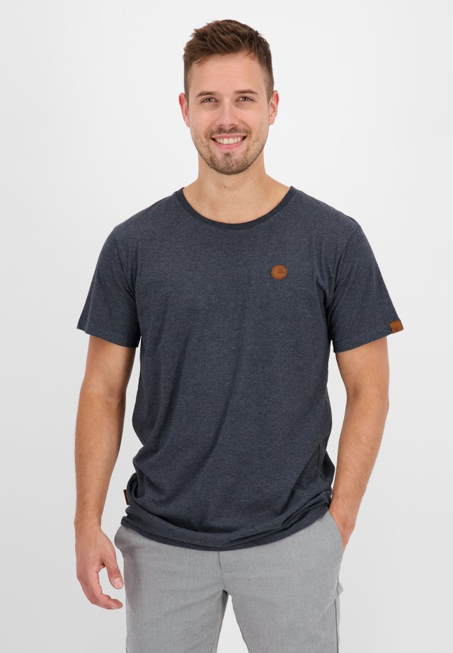 MADDOXAK - Basic T-shirt - marine