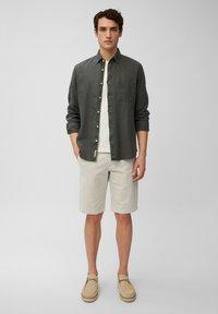 Marc O'Polo - RESO - Shorts - distant grey - 1