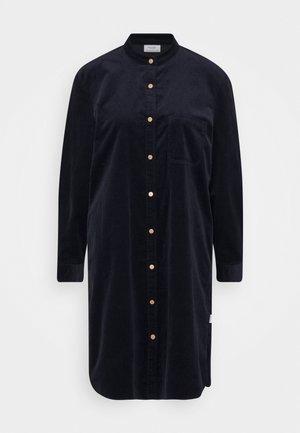 Vestido camisero - scandinavian blue