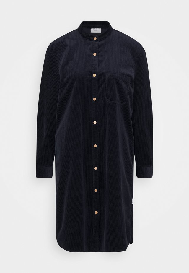 Shirt dress - scandinavian blue