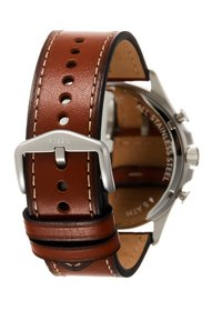 Fossil - FORRESTER - Chronograph watch - brown - 1